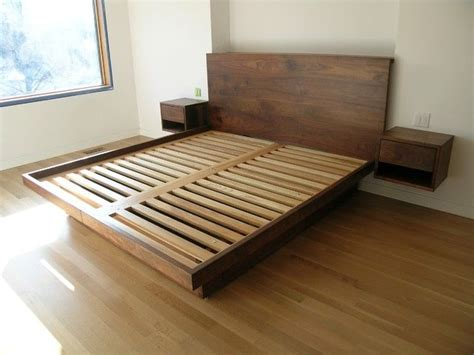 floating platform bed plans google search ideas