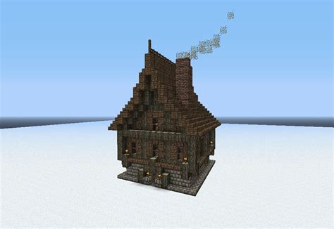 Blueprint For Houses medieval building pack schems and world dl minecraft project