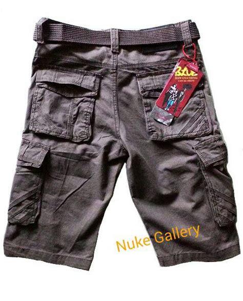 Celana Cargo Pria Distro 1 jual beli celana pendek pria import model cargo baru
