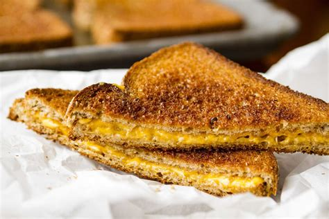 Grilled Cheese grilled cheese in the oven grilled cheese for a crowd