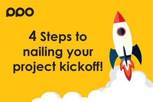 project kickoff meeting presentation template 4 steps to nailing the project kickoff project portfolio