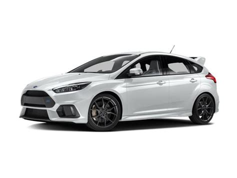 ford focus 2017 hatchback 2017 ford focus rs hatchback stafford