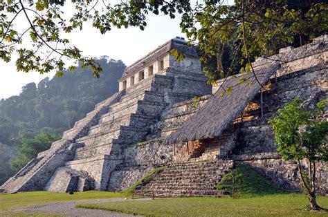 imagenes de paisajes aztecas viajando por las americas palenque chiapas