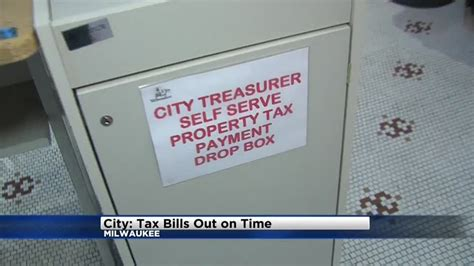 City Of Milwaukee Property Tax Records City Of Milwaukee Says Property Tax Bills Been Mailed Out On Time