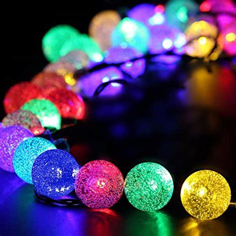 solar string lights outdoor outdoor solar rope lights i