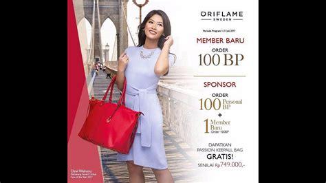 Promo Bulan Ini Handbag Minibag Zsn470 promo oriflame juli 2017 keepal bag