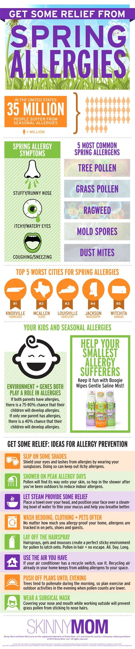 spring tips 10 tips to fight back against spring allergies