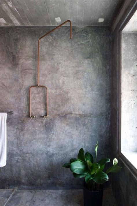 cuartos de bano industriales vintage  minimalistas