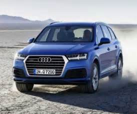 Audi Q5 Weight 2017 Audi Q5 Review Interior Price Release Date