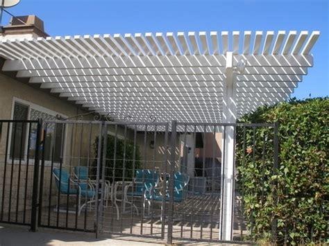 orange county lattice patio covers santa ca