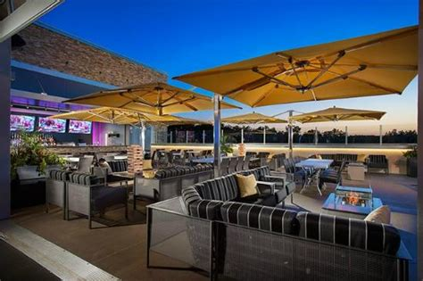 top bars in kansas city rooftop terrace bar picture of topgolf overland park