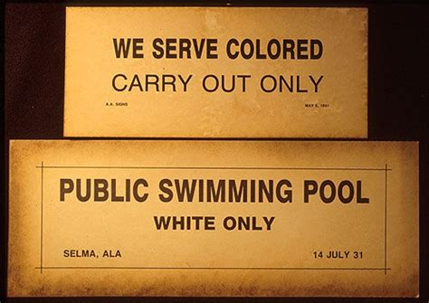 colored only white only swimming pool quot coloreds quot served for carryout