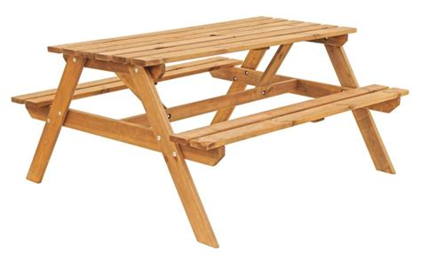 bq garden bench blooma batam picnic bench tables and chair review