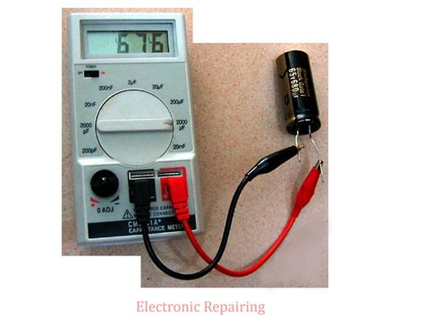 capacitor testing equipment microfarad capacitor tester 28 images 1 microfarad beweging how to test a capacitor 1uf