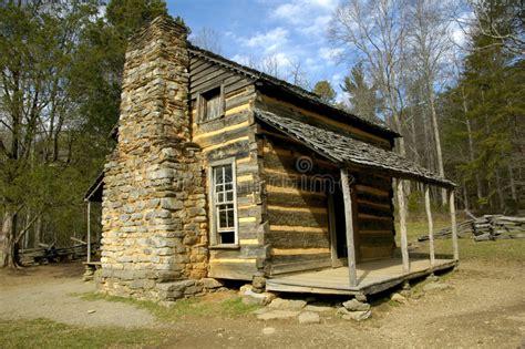 historic log cabin stock photo image  cottage cabin