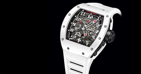 Ntpt Carbon Limited Edition Movement Custom Modified Swiss 7750 F 1 richard mille rm030 white centurion magazine