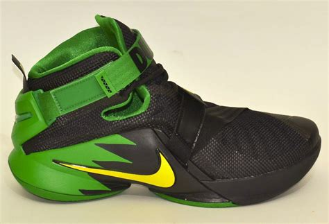lebron sneakers oregon ducks nike lebron soldier 9 sneaker bar detroit
