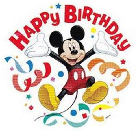 happy birthday mickey mouse design 1000 images about happy birthday on pinterest disney