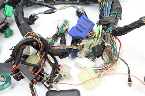 1998 2001 Subaru Impreza 2 5 Rs Bulk Head Wiring Harness A