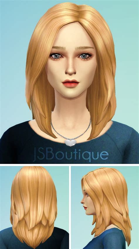 new hairstyles download js boutique archives page 3 of 7 sims 4 downloads
