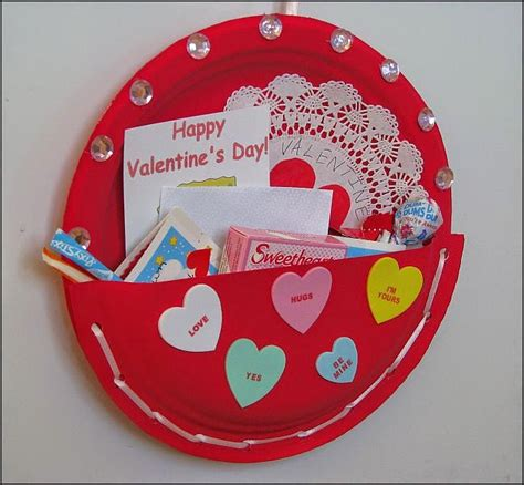 valentines card holder zoey s attic easy card holders