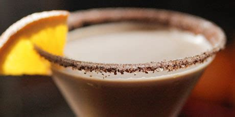 orange martini recipe chocolate orange martini recipes food canada