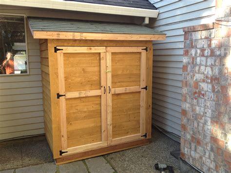 ana white small cedar fence picket storage shed diy how to make a small storage shed best storage design 2017