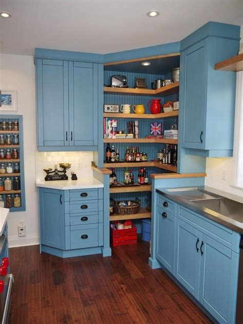 Built In Kitchen Pantry Cabinet by Cabinet 24 Corner Kitchen Set Ideas Advantages And