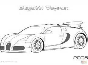 2005 bugatti veyron kleurplaat gratis kleurplaten printen