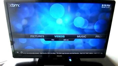 android tv kodi image gallery kodi player
