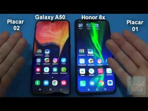 Samsung Galaxy A50 Vs Honor 8x by Speedtest Samsung Galaxy A50 Vs Huawei Honor 8x