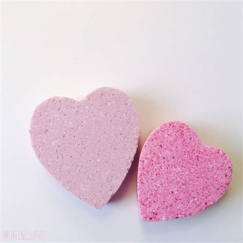 valentines bath bombs diy s day bath bombs muffinchanel