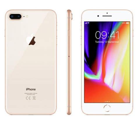apple iphone 8 plus 3gb ram 64gb 4g lte nano sim 12 mp 5 5 quot gold