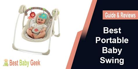 best infant swing reviews best portable baby swing guide reviews