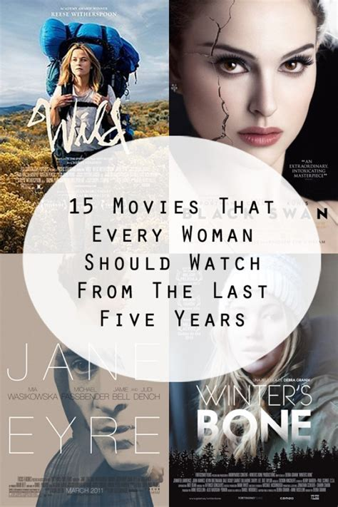 film 15 years and one day 15 movies from the last 5 years that every woman should watch