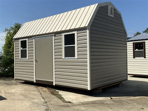 steel framed lofted barn shed action buildings