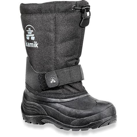 wide width snow boots kamik rocket wide width winter boots toddlers glenn