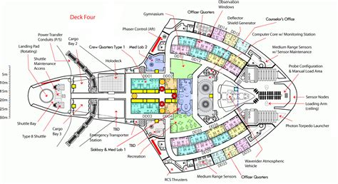 starship floor plan house plan deck four floorplan of class starship trek uss enterprise fantastic cabin