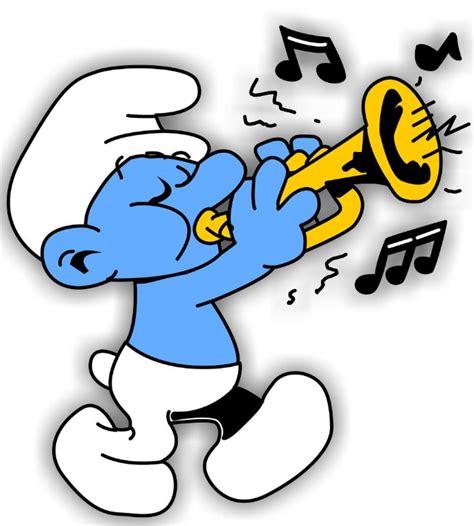 Hbj1694 Harmony Smurf 1 smurfs smurfs