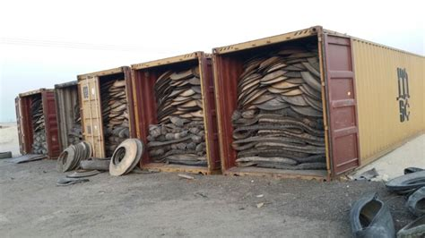 tyre scrap for sale in kuwait global integrated est