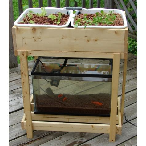 backyard aquaponics kit aquaponics home system diy aquaponics swiftly build