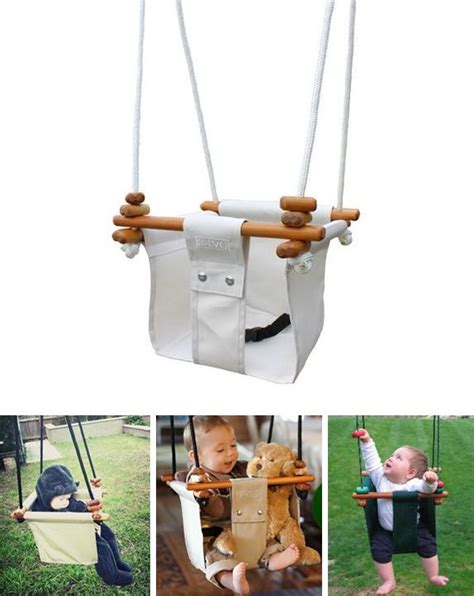 when can a baby use a swing solvej swings design for minikind pinterest