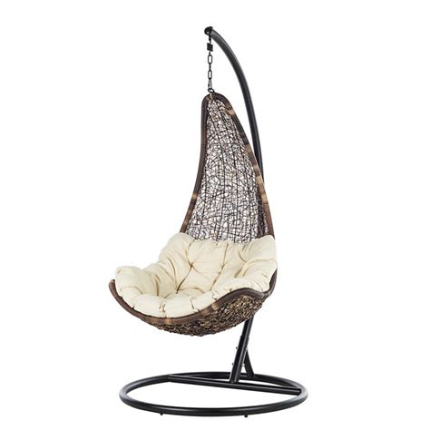 hã ngesessel kaufen h 228 ngesessel jungle looba aus polyrattan kaufen home24