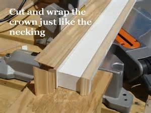 Window Cornice Boards How To Build A Small Valance Box For 14 54 The Joy Of
