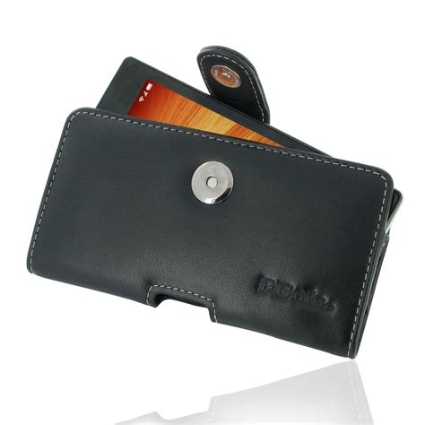 leather clip pouch xiaomi redmi leather holster with belt clip pdair sleeve pouch