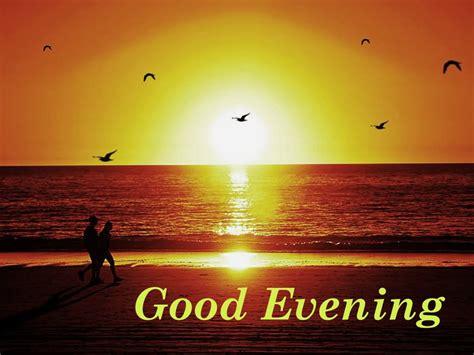 romantic good evening  sunset sea picture funnyexpo