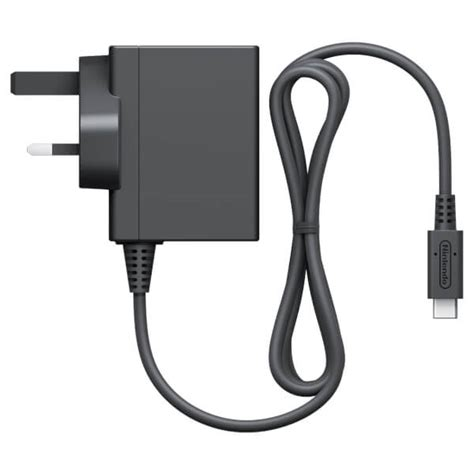 nintendo switch power adapter nintendo official uk store