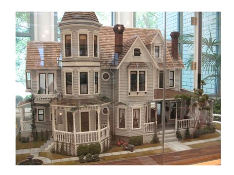 doll house a two story story the lives of dollhouses high
