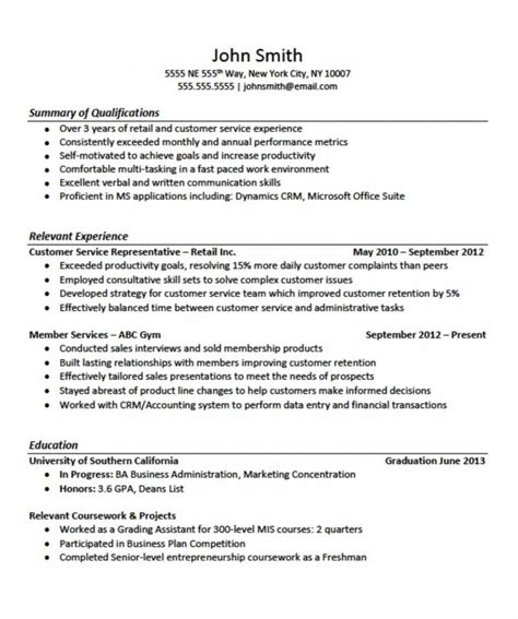 Resume Sles For A Cna Position Cna Description For Resume Clinical Cna Summary Of Qualifications