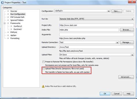 tutorial php en netbeans development mex configuracion de un proyecto php en